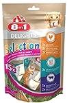 8in1 Delights Selection, gesunder Kau...