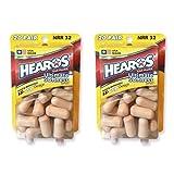 Hearos Ultimate Softness Bulk Pack Ear Plugs 20 Pair (Pack o