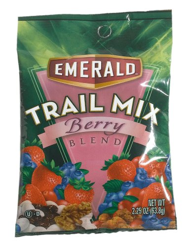 Emerald Nuts Berry Blend, 2.25-Ounce Bags (Pack of 24)