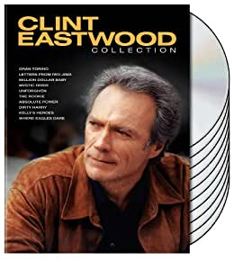 Eastwood Collector's Set (DVD/10 Pack)