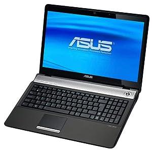 ASUS N61JV-X4 16-Inch Versatile Entertainment Laptop - Dark Brown