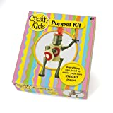 Paul Lamond Games Crafty Kids - Knight Puppet Kit