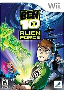 Ben 10 Alien Force - Nintendo Wii (Jewel case)