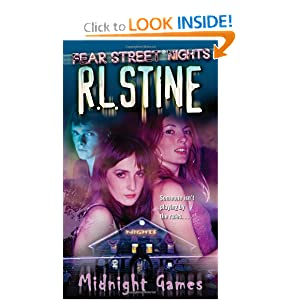 Midnight Games (Fear Street Nights #2) by