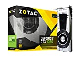 ZOTAC GeForce GTX1080 Founder edition グラフィックスボード VD6048 ZTGTX1080-8GD5XFE001/ZT-P10800A-10P