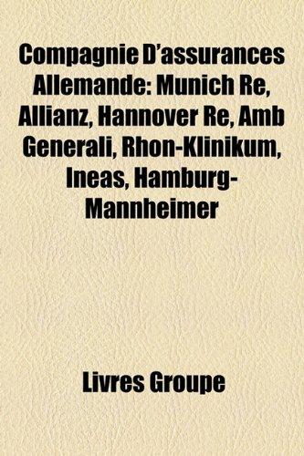 compagnie-dassurances-allemande-munich-re-allianz-hannover-re-amb-generali-rhn-klinikum-ineas-hambur
