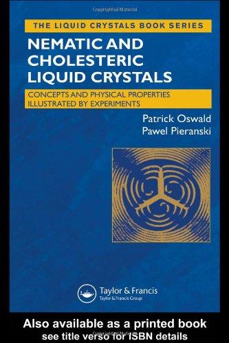 Nematic and cholesteric liquid crystals