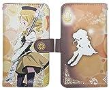 劇場版 魔法少女まどか☆マギカ[新編]叛逆の物語 巴マミ 手帳型スマホケース