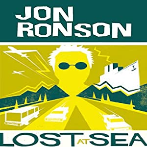 Lost at Sea: The Jon Ronson Mysteries Audiobook