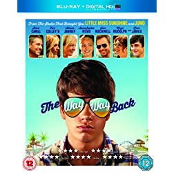 Way Way Back [Blu-ray]