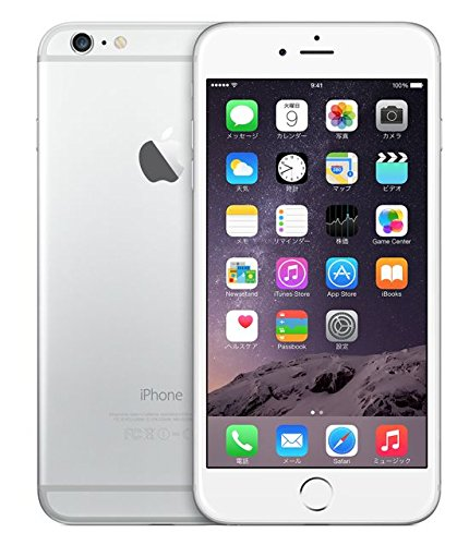 Apple iPhone 6 16GB シルバー 【docomo 白ロム】MG482J -