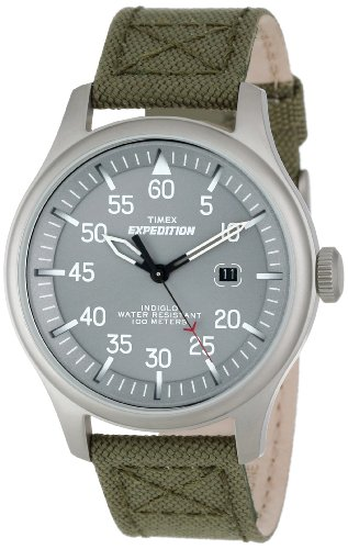Timex Men's T498759J Expedition Military Field Watch (Tactical Dial compare prices)