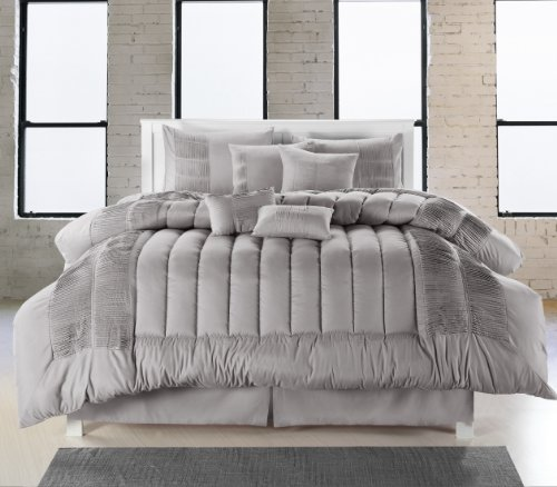 Contemporary King Size Beds 1710 front