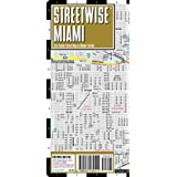 Streetwise Miami Map - Laminated City Center Street Map of Miami, Florida