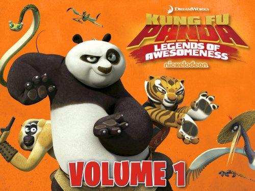 Kung Fu Panda Legend of Awesomeness AMV