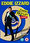 Eddie Izzard: Force Majeure Live [DVD...