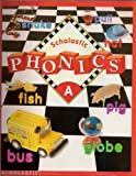Scholastic Phonics Workbook Level A