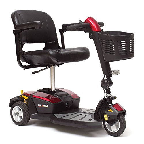 Pride Mobility Sc50Lx Lx With Cts 12 Ah 3