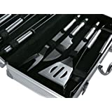 King of the Grill 20 piece Toolsetby BBQMaster