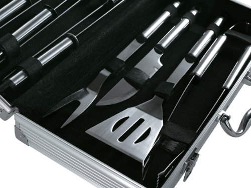 King of the Grill 18 piece Toolset