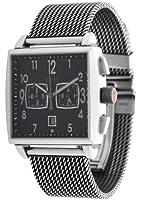 Hugo Boss - 1512146 - Montre Homme - Quartz Chronographe - Chronomètre - Bracelet Acier Inoxydable Argent