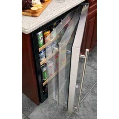 Luxury Refrigerators: Marvel Luxury Series 6GARMBDL 24 Undercounter Refrigerator