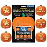 NCAA Kentucky Wildcats Halloween Pumpkin Carving Kit