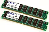 2x 1GB DDR Memoria Kit PC 3200, 400 MHz, 184 pines