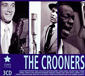 Various The Crooners (Tw.Re-Recorded)