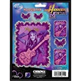 Chroma Graphics 6111 Disney 6 x 8 Hannah Montana Decal