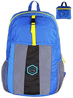 Packable Lightweight Travel Backpack | 35L | Best for Traveling, Camping, Hiking, Biking, Sports, School Daypack | Handy, Foldable, Durable, Easy to Fold | Enhance your Active Life Style NOW!