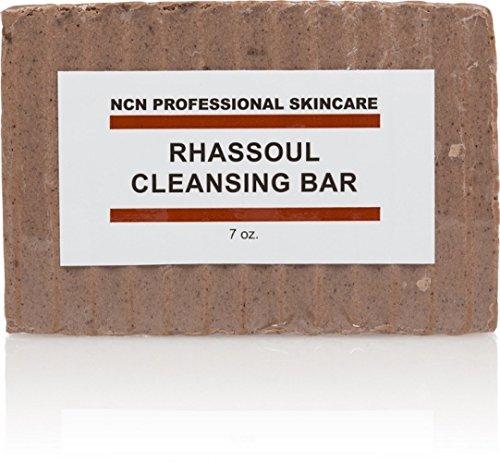 Ncn Pro Skincare Rhassoul Cleansing Bar - All Skin Types (7 Oz.)