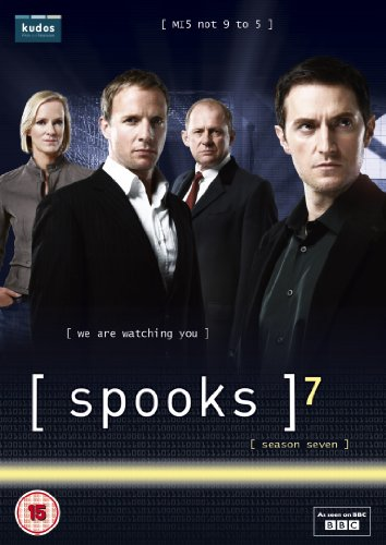 Spooks - BBC Series 7 (New Packaging) [DVD]