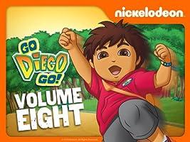 Go, Diego, Go! Volume 8