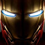 Printhook Iron Man 3 Mask Art- A3 Size Poster Art