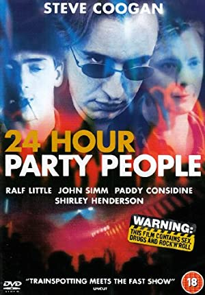 24 Hour Party People [DVD] [Import]