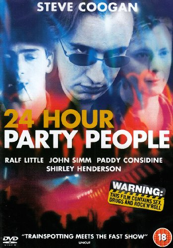 24 Hour Party People [Reino Unido] [DVD]