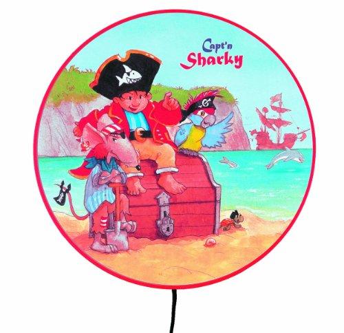 Niermann Standby Wall Lamp, Capt'n Sharky