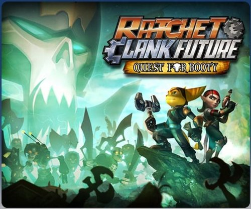 Ratchet &#038; Clank Future: Quest for Booty  [Online Game Code - Full Game]