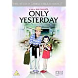 Only Yesterday [DVD]by Isao Takahata