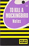 To Kill a Mockingbird (0774033827) by Coles Notes Staff