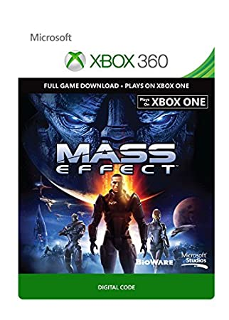 Mass Effect - Xbox 360 / Xbox One Digital Code