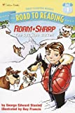 Adam Sharp #1: The Spy Who Barked (A Stepping Stone Book(TM))