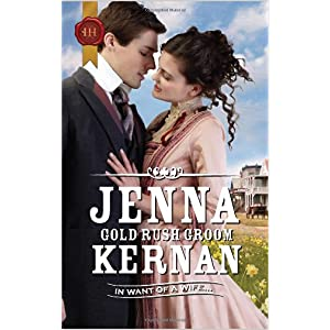 Gold Rush Groom by Jenna Kernan