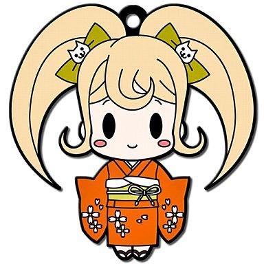 D4 スーパーダンガンロンパ2 ラバーストラップコレクション Vol.1 西園寺日寄子  empty