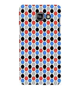 EPICCASE octagon Mobile Back Case Cover For Samsung Galaxy A7 (Designer Case)