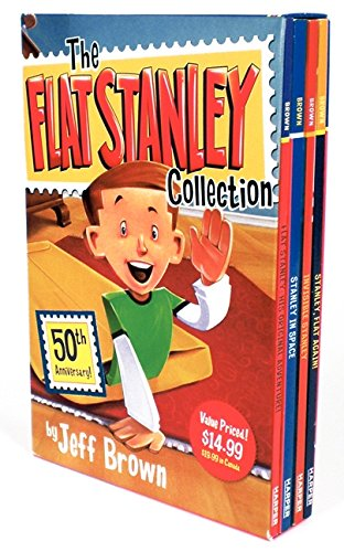 The Flat Stanley Collection: Flat Stanley/Invisible Stanley/Stanley in Space/Stanley, Flat Again!