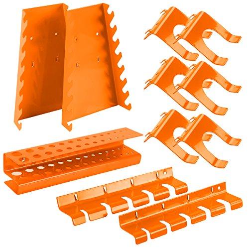Werkzeugwand-Werkstattwand-inklusive-Haken-wahlweise-mit-11-oder-22-tlg-Halterungsset-in-XL-oder-XXL-Ausfhrung-Lochwand-Werkzeughalter-Halterungsset