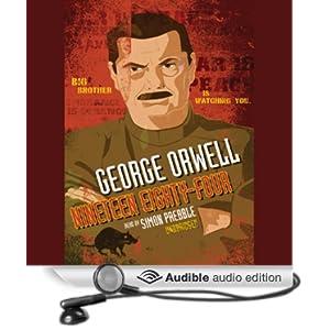 Suggested 1984 George Orwell Essay Topics