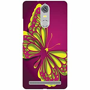 Printland Lenovo K5 note Back Cover